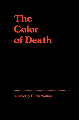 9781329144972: The Color of Death