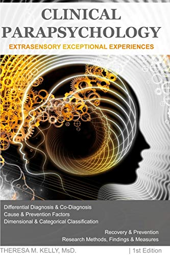 9781329156401: Clinical Parapsychology: Extrasensory Exceptional Experiences
