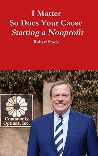 9781329183049: I Matter - So Does Your Cause - Starting a Nonprofit