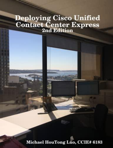 9781329184626: Deploying Cisco Unified Contact Center Express