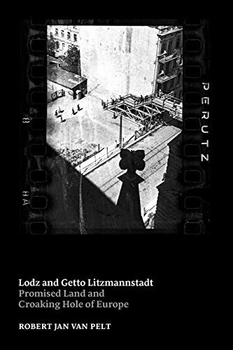 9781329195271: Lodz and Getto Litzmannstadt: promised land and croaking hole of Europe