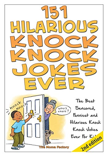 9781329214217: 151 Hilarious Knock Knock Jokes Ever
