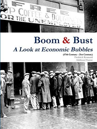 9781329231689: Boom & Bust: A Look at Economic Bubbles