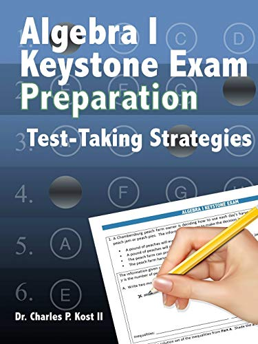 9781329250819: Algebra I Keystone Exam Preparation Program - Test Taking Strategies