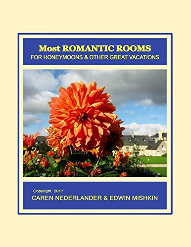 9781329255241: Most ROMANTIC ROOMS