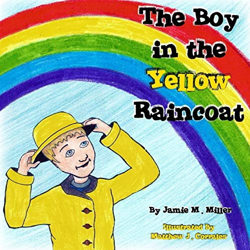 9781329303850: The Boy in the Yellow Raincoat