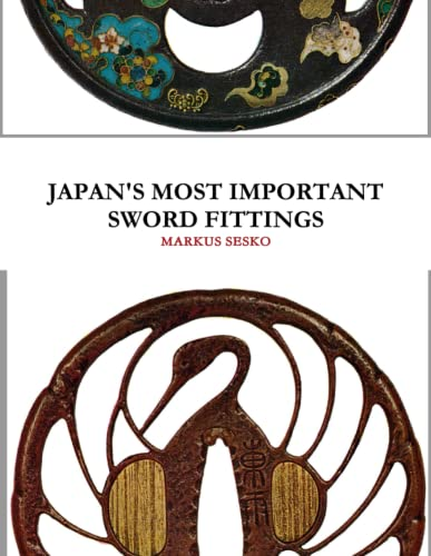9781329394230: Japan's Most Important Sword Fittings