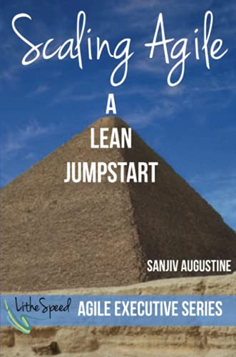 9781329405509: Scaling Agile: A Lean Jumpstart