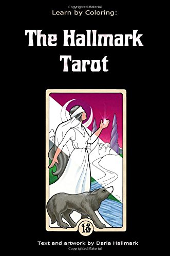 9781329437449: Learn by Coloring: The Hallmark Tarot
