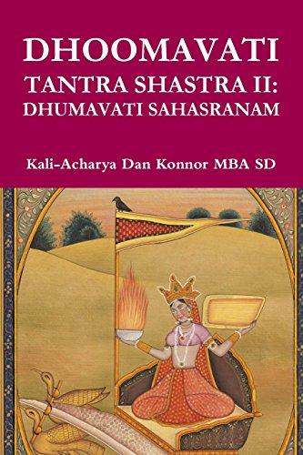 9781329440135: Dhoomavati Tantra Shastra II: Dhumavati Sahasranam