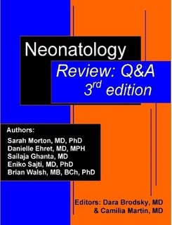 9781329450332: Neonatology Review: Q&A - 3rd edition