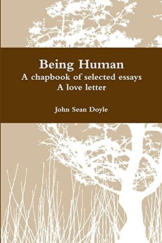 9781329480513: Being Human