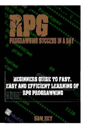 9781329502932: RPG Programming Success In A Day