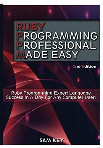 9781329502949: Ruby Programming Professional Made Easy