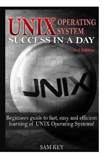 9781329503120: Unix Operating System Success In A day