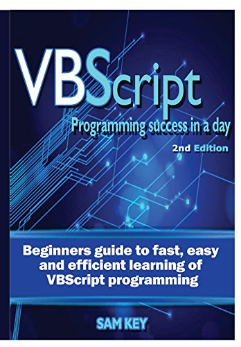 9781329503144: VBScript Programming Success In A Day
