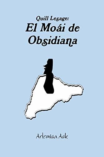 9781329546929: El Moái de Obsidiana