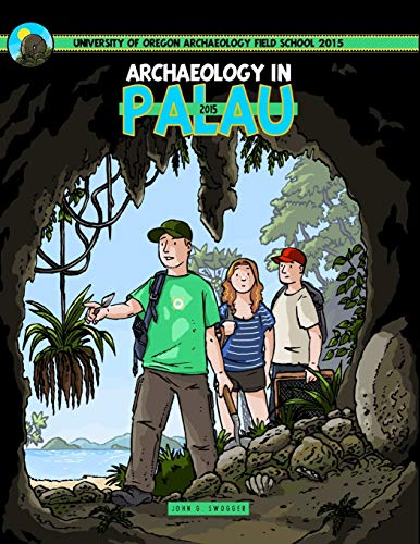 9781329555136: Archaeology on Palau 2015