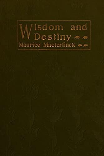 9781329562776: Wisdom And Destiny