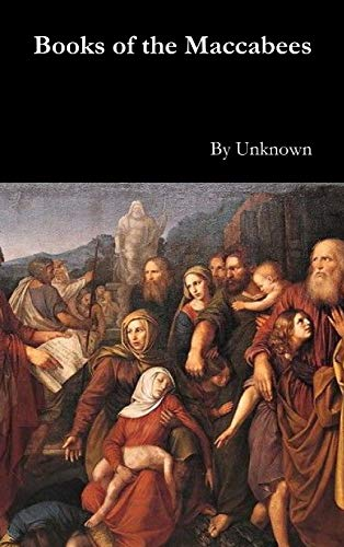 9781329603639: Books of the Maccabees