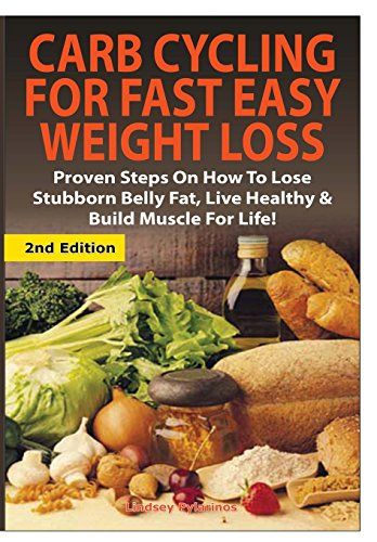 9781329641426: Carb Cycling for Fast Easy Weight Loss