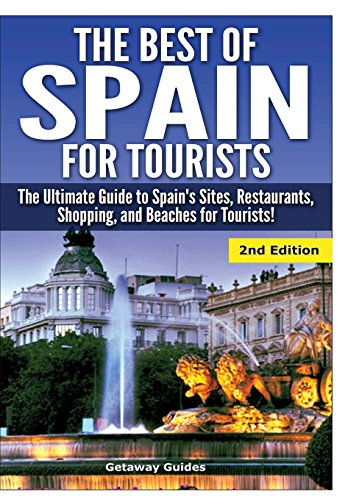 9781329642249: The Best of Spain for Tourists