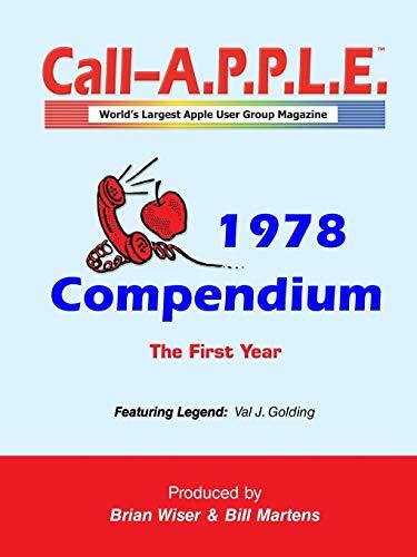 9781329662384: Call-A.P.P.L.E. Magazine - 1978 Compendium