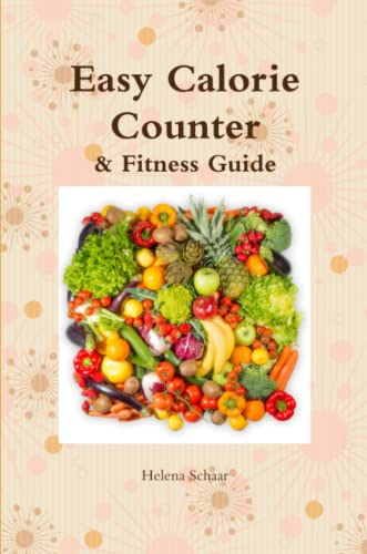 9781329669406: Easy Calorie Counter & Fitness Guide