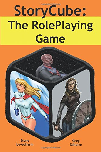 9781329674622: StoryCube: The Roleplaying Game