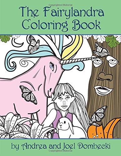 9781329694620: Fairylandra Coloring Book