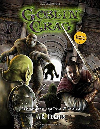 9781329703742: Goblin Crag