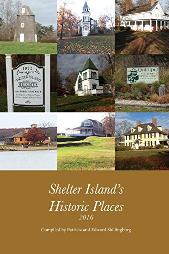 9781329743151: Shelter Island's Historic Places