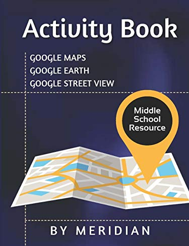 9781329760585: Google Maps Activity Book