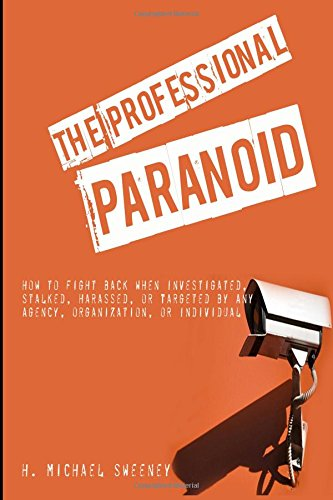 9781329767126: The Professional Paranoid