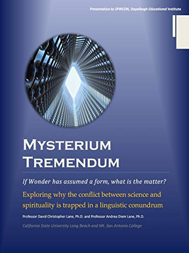 9781329774322: Mysterium Tremendum: Resolving the Conflict Between Science and Religion