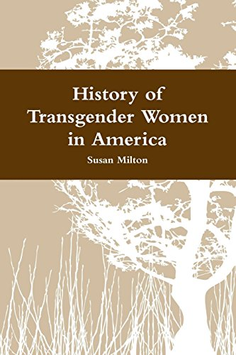 9781329778603: History of Transgender Women in America