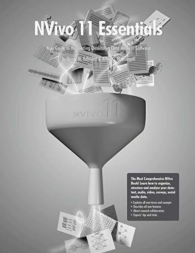 9781329782440: NVivo 11 Essentials