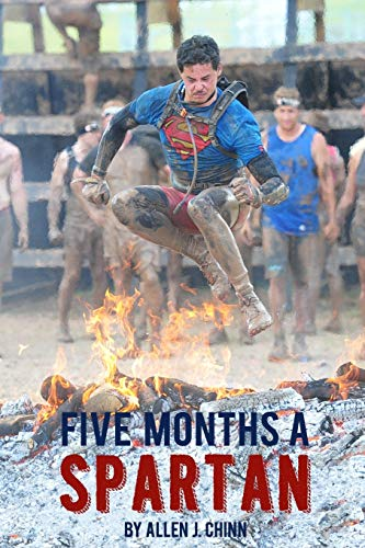 9781329820456: Five Months a Spartan