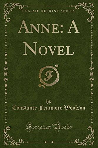 9781330003145: Anne: A Novel (Classic Reprint)