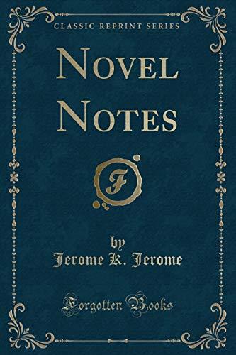 9781330015803: Novel Notes (Classic Reprint)