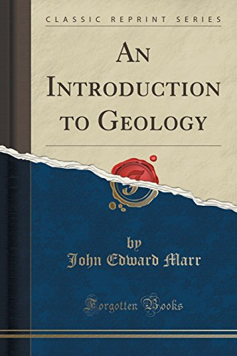 9781330020616: An Introduction to Geology (Classic Reprint)