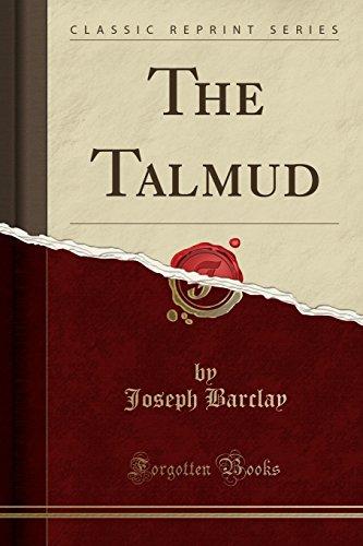 9781330041192: The Talmud (Classic Reprint)