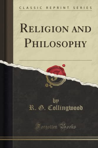 9781330056868: Religion and Philosophy (Classic Reprint)