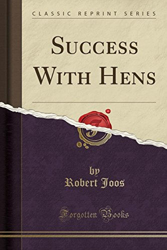 9781330079232: Success With Hens (Classic Reprint)