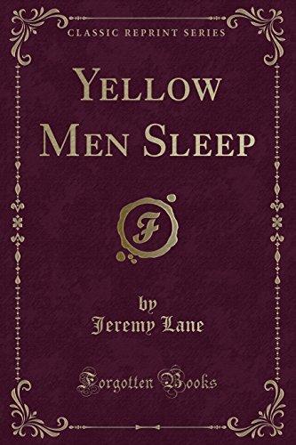 9781330234792: Yellow Men Sleep (Classic Reprint)