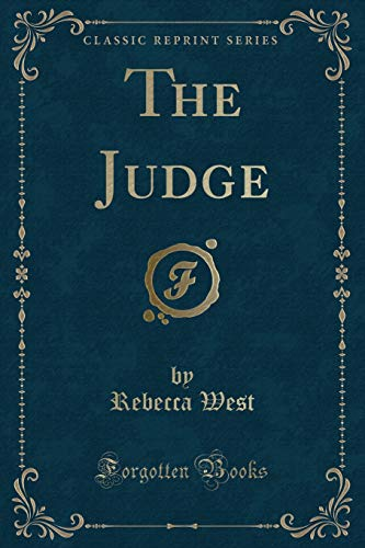 9781330334867: The Judge (Classic Reprint)