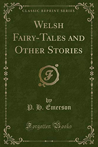 9781330367407: Welsh Fairy-Tales and Other Stories (Classic Reprint)