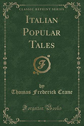 9781330404591: Italian Popular Tales (Classic Reprint)