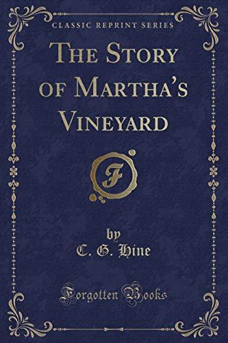 9781330424247: The Story of Martha's Vineyard (Classic Reprint)