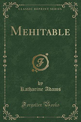 9781330507612: Mehitable (Classic Reprint)